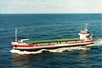 Westerborg - Van Dijk Shipping