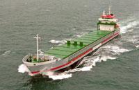 m.v. Imke - Van Dijk Shipping